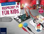 Die große Baubox - Raspberry Pi für Kids von Christian Immler (2015, Set mit diversen Artikeln)