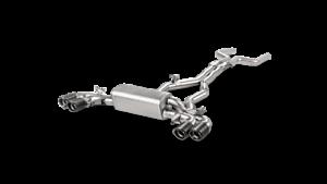 Akrapovic #S-BM/T/2H Evolution Performance Exhaust System for 2018+ BMW M5 (F90)