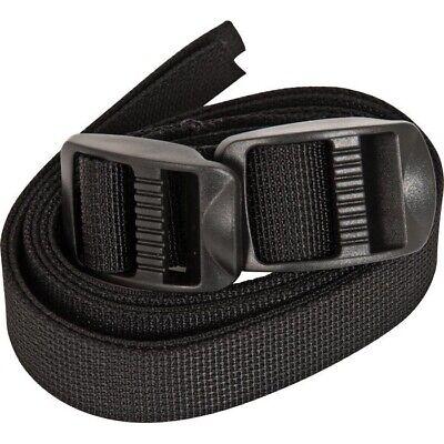 24-Inch Pack of 2 Black Equinox Lash Straps