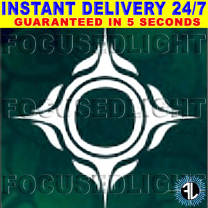 Details about DESTINY 2 Emblem SIGN OF THE GAMBIT ~ INSTANT DELIVERY  GUARANTEED PS4 XBOX PC