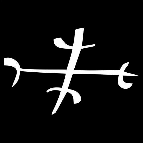 Calm Anger Rune Decal Choose Color /& Size Sticker Shadowhunters