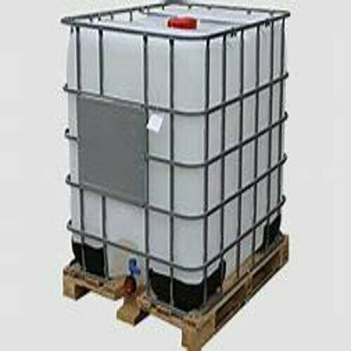 IBC Storage tanks hold 1000 litres various liquids.