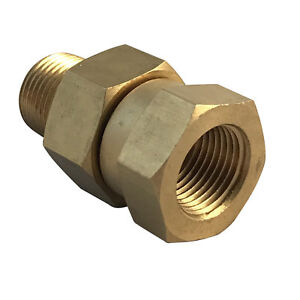 Twinkle Star Pressure Washer Swivel 3//8 NPT Male Female Connect Fitting 4500 PSI