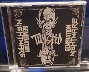 Twiztid - Generarion Nightmare CD Limited Cover insane clown posse juggalo mne