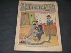 JOURNAL BD L'ÉPATANT N°1342 du 19 AVRIL 1934