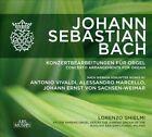 Bach: Concerto Arrangements for Organ (CD, Sep-2010, Ars Musici)