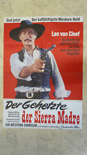 original A1 Kinoplakat Filmplakat Der gehetzte der Sierra Madre (P14)
