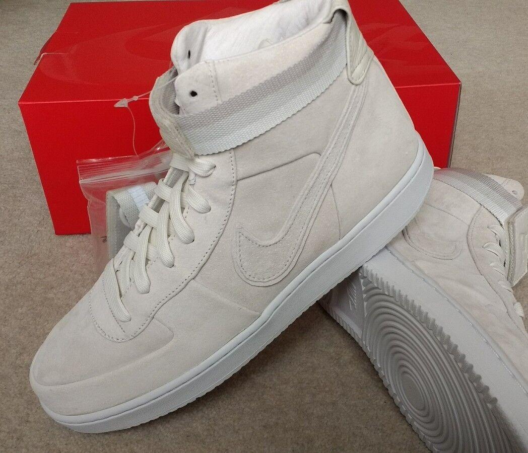 Nike X Elliott Vandal alta John Premium VELA UK8 US9 NUOVO CON SCATOLA