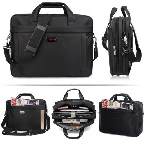 """13.3/"""" 14/"""" 15.6/"""" Inch Laptop Notebook carrying Messenger bag Shoulder briefcase"""