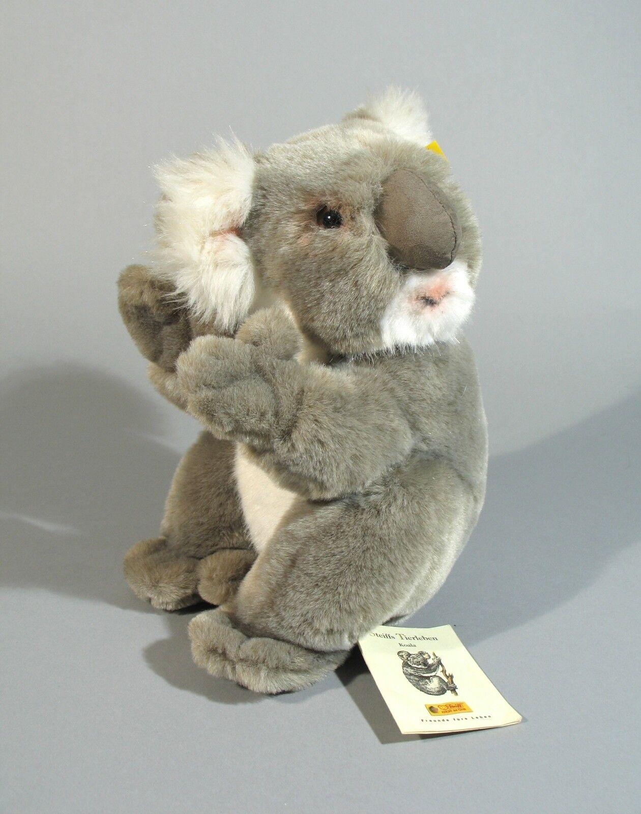 Steiff Koala Baby Baby Koala060113 23cm 2001-2003 KFS mit Waschanleitung Top