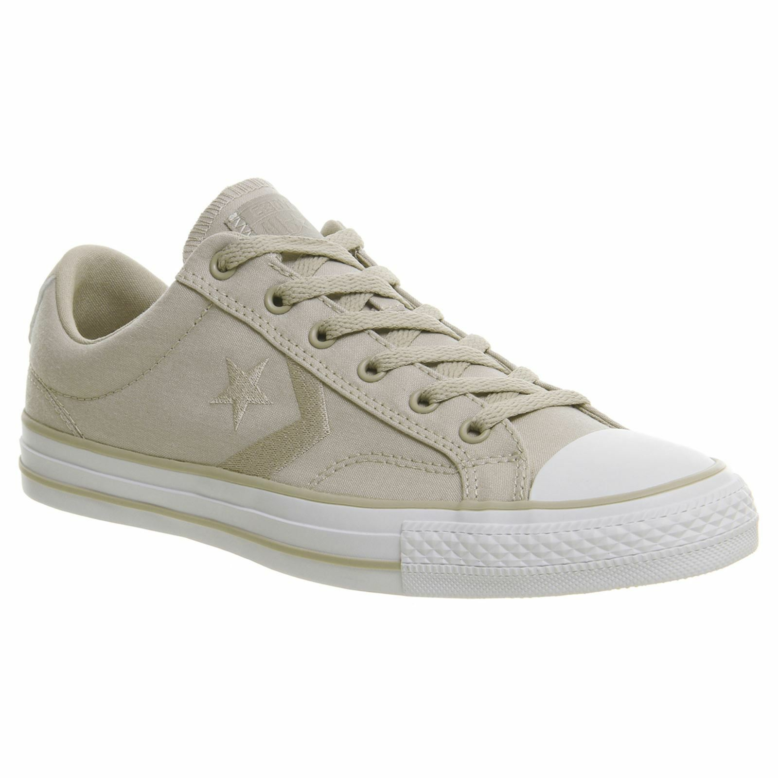 Converse Star Player Ox Zapatos Papyrus Blanco Hombre Trainers Zapatos Ox Unisex New 196f39