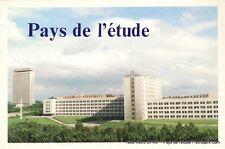 1988 North Korea DPRK Postcard Set - Education and Universities French Francais