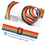 2-4-Pack-Travel-Luggage-Suitcase-Strap-Rainbow-Color-Belt-Baggage-Backpack-Bag thumbnail 2