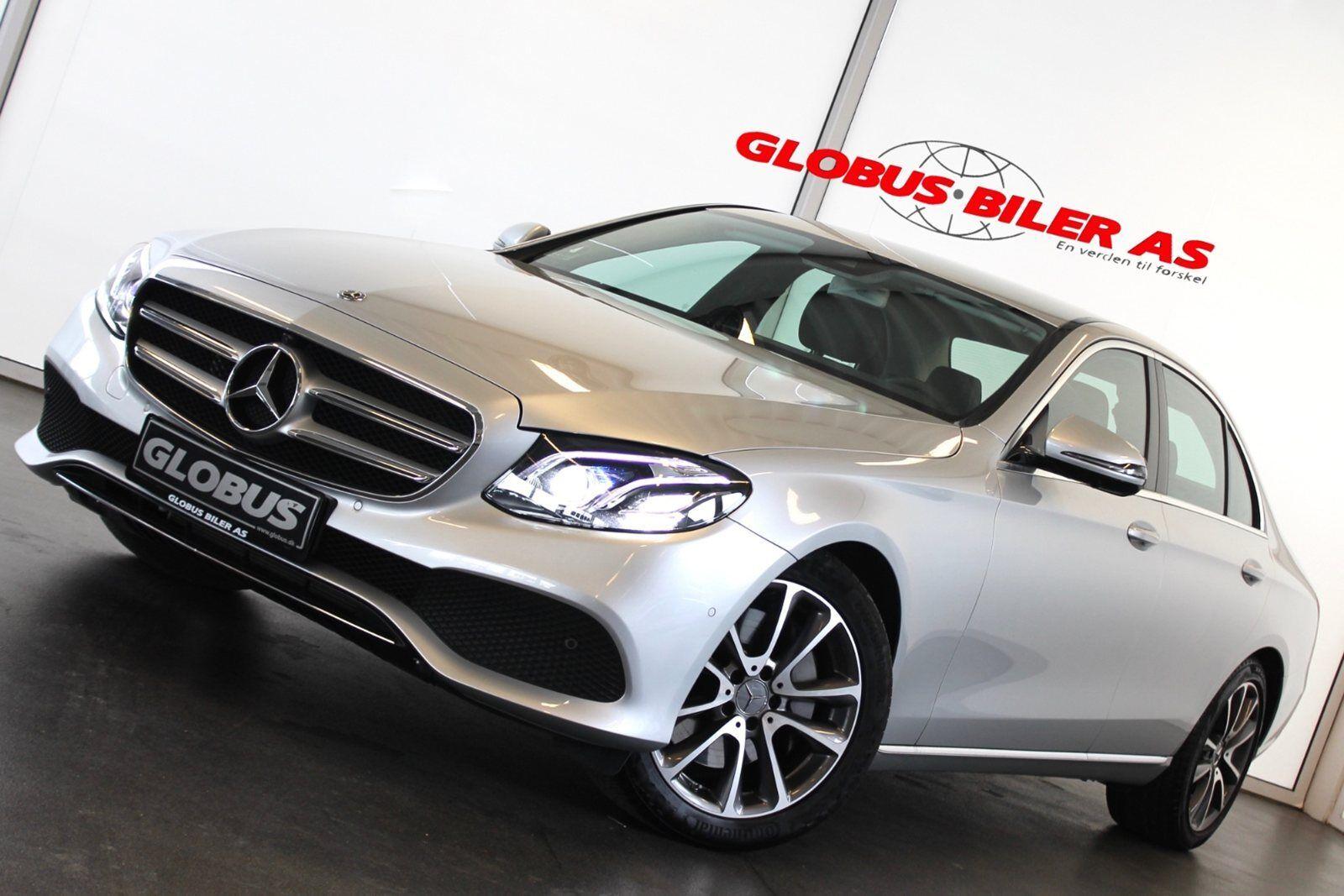 Mercedes E300 2,0 Avantgarde aut. 4d - 649.900 kr.