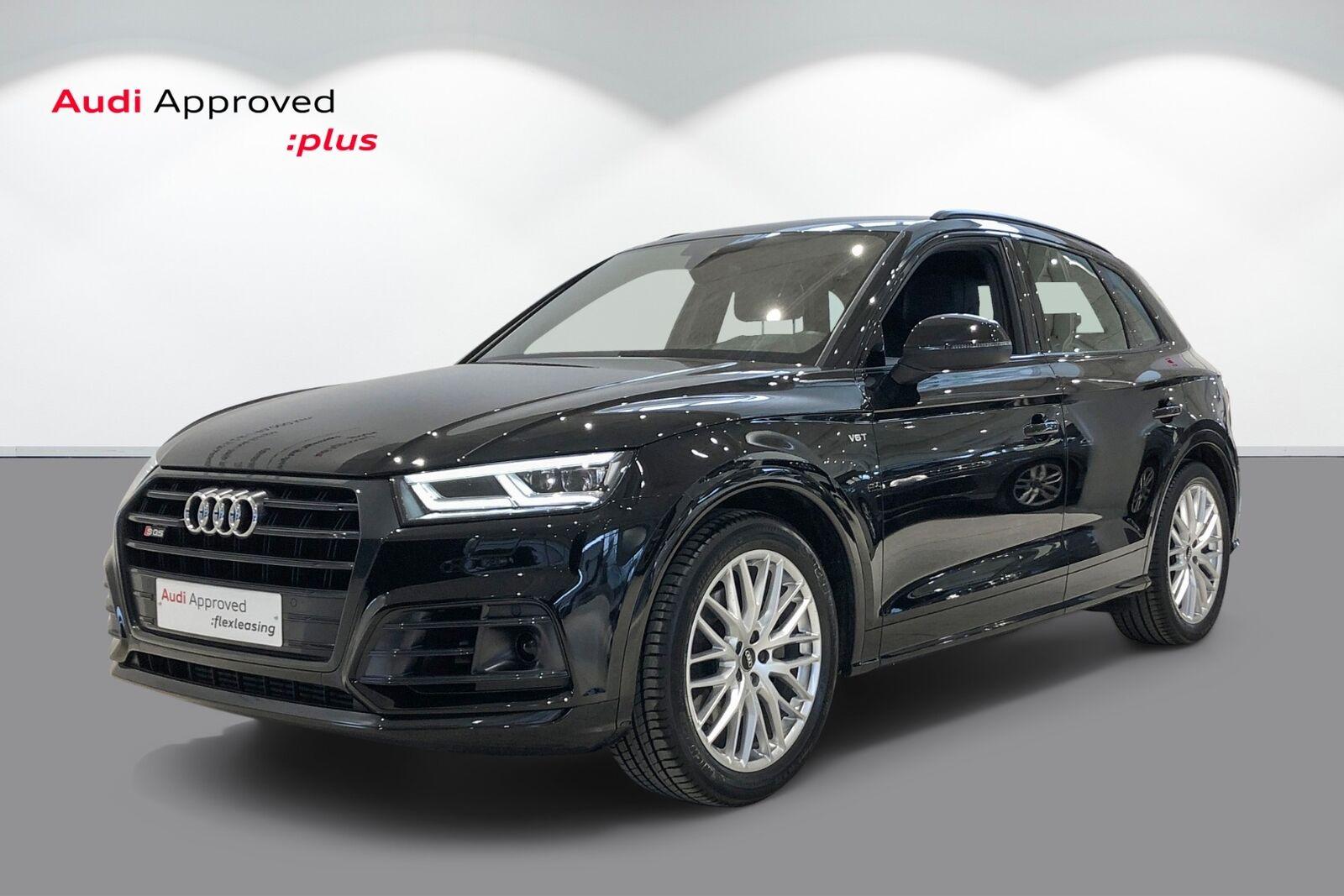 Audi SQ5 3,0 TFSi quattro Tiptr. 5d - 4.973 kr.