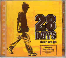 28 Days - Here We Go, CD-Maxi