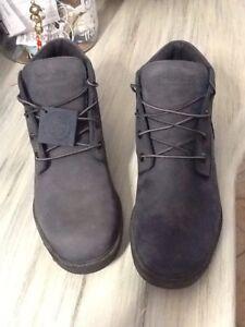 Dettagli su timberland scarponcini uomo numero 11 12, waterproof, in pelle!nuovi
