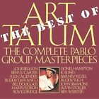 The Best of the Pablo Group Masterpieces by Art Tatum (CD, Jul-2003, Pablo)