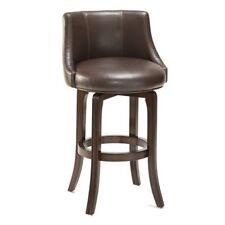 Hillsdale Furnituren Napa Valley Swivel Bar Stool - Brown Leather- 4294-831I NEW