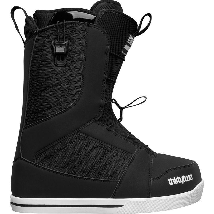 ThirtyTwo Men 86 Ft Snowboard Boots (9) Black
