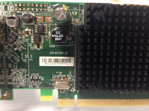 CN-0XX347 Low Profile ATI Radeon HD 2400 256MB DVI Video Card ATI-102-B17002 B