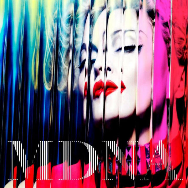 MADONNA - MDNA - 2 CDs