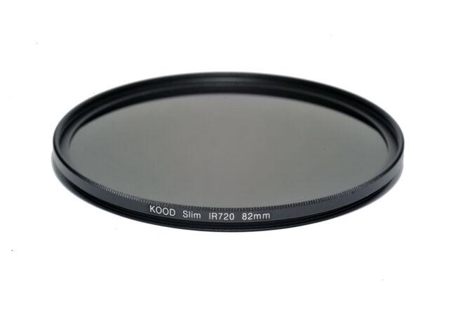 Kood 82 mm R720 infrarouge effets spéciaux Filtre IR72 IR720