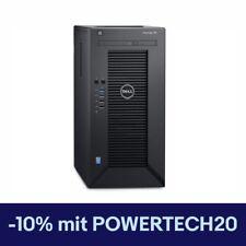 Dell PowerEdge T30 Minitower Komplett-PC Xeon E3-1225V5 3,3Ghz 8GB RAM 1TB HDD
