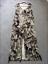 Heine-Kaleidoscope-Size-14-16-Black-White-Print-Maxi-DRESS-Summer-Holiday-70 miniatuur 2
