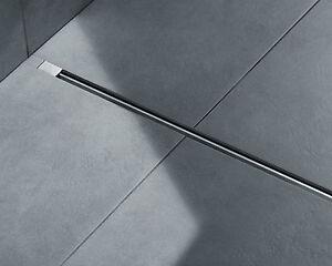 profi slim duschrinne siphon ablaufrinne bodenablauf dusch duschablauf ebay. Black Bedroom Furniture Sets. Home Design Ideas