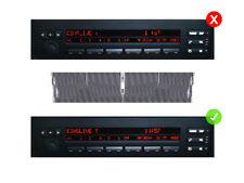 LETRONIX BMW E38 E39 E53 Radio Display Pixel Reparatur Kontaktfolie Flexband