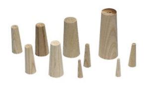 Pinoches coniques bois Lot de 9 - Plastimo wooden plugs