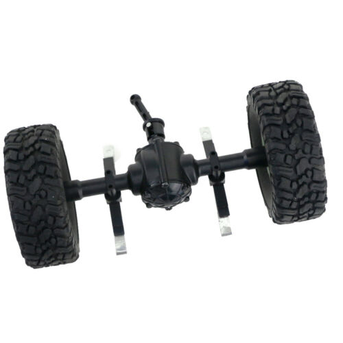 JJRC Sturdy Front//Centra//Rear Axle Assembly Spare Part For JJRC Q60 Military Car