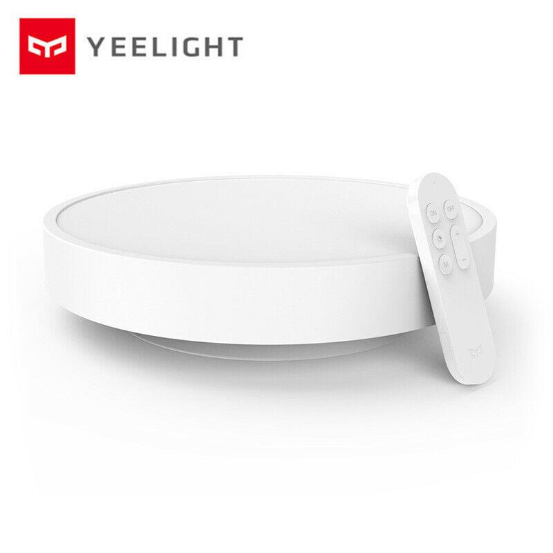 Yeelight Smart WIFI LED Deckenlampe Deckenleuchte Funk Kabellos BT Dimmbar