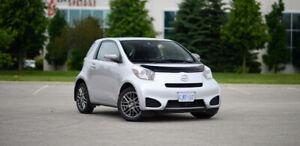 2012 Scion IQ, 5.5L/100km City & Highway!