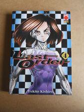 ALITA LAST ORDER Vol.4 - Alita Collection Planet Manga  [G370P]