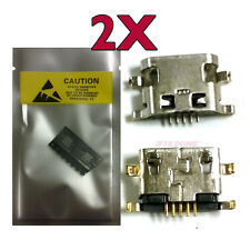 2 X New Micro USB Charging Sync Port For Alcatel One Touch PIXI GLORY A621BL USA