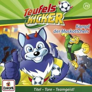 TEUFELSKICKER-075-KAMPF-DER-MASKOTTCHEN-CD-NEW