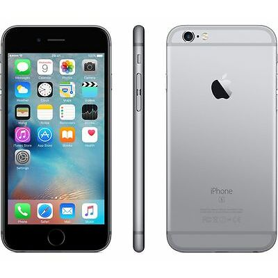Apple iPhone 6s 16GB Space Grey Imported