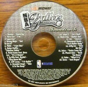 Nba Ballers Phenom Soundtrack Cd Raise Up I M A Super Star