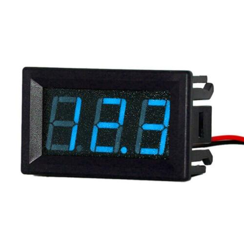 """DC 2.4V-30V 2-Wire 0.36/"""" LED Digital Display Panel Voltmeter Voltage Volt Meter"""
