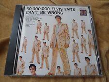 50,000,000 Elvis Fans Can't Be Wrong (Elvis' Gold Records, Vol. 2) Elvis Presley