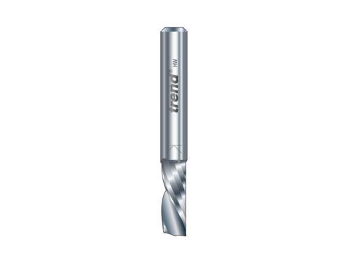 Trend S55//22LHX1//4STC aluminium simple flûte relief spirale 6.3 x 15.9mm
