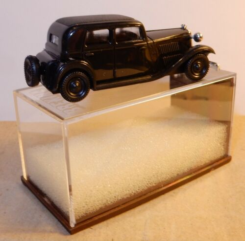 Rare micro brekina oh 1//87 wanderer limousine black in box