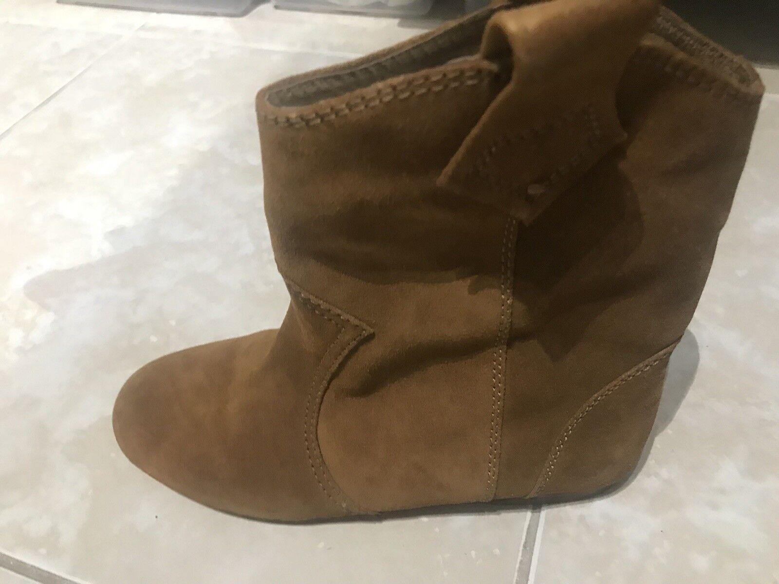Aldo Boots Tan Size 36