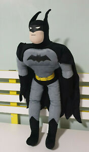 BATMAN-PLUSH-TOY-65CM-CHARACTER-TOY-DC-COMICS-WOOLWORTHS-RELEASE