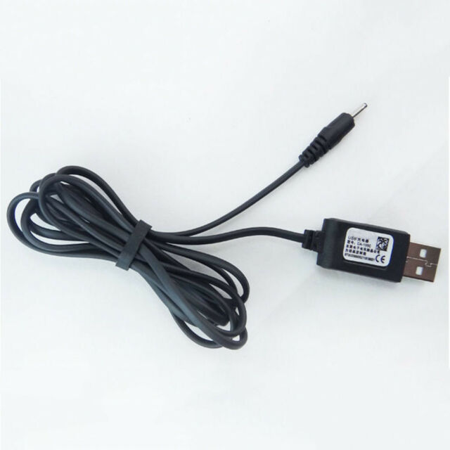CO_ BL_ Small Pin USB Charger Lead Cord for CA-100C Nokia Mobile - 2mm to USB Ca