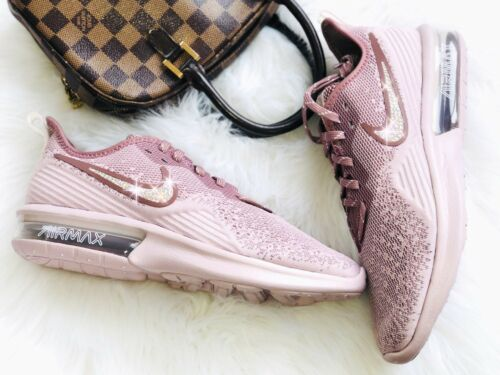 Air Wmns Sequent Max Swarovski Luxus Baskets Nike Elements 4 fqqTw5OSF
