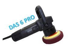Lustreuse DAS 6 PRO Double Action 8 mm avec 2 Plateaux