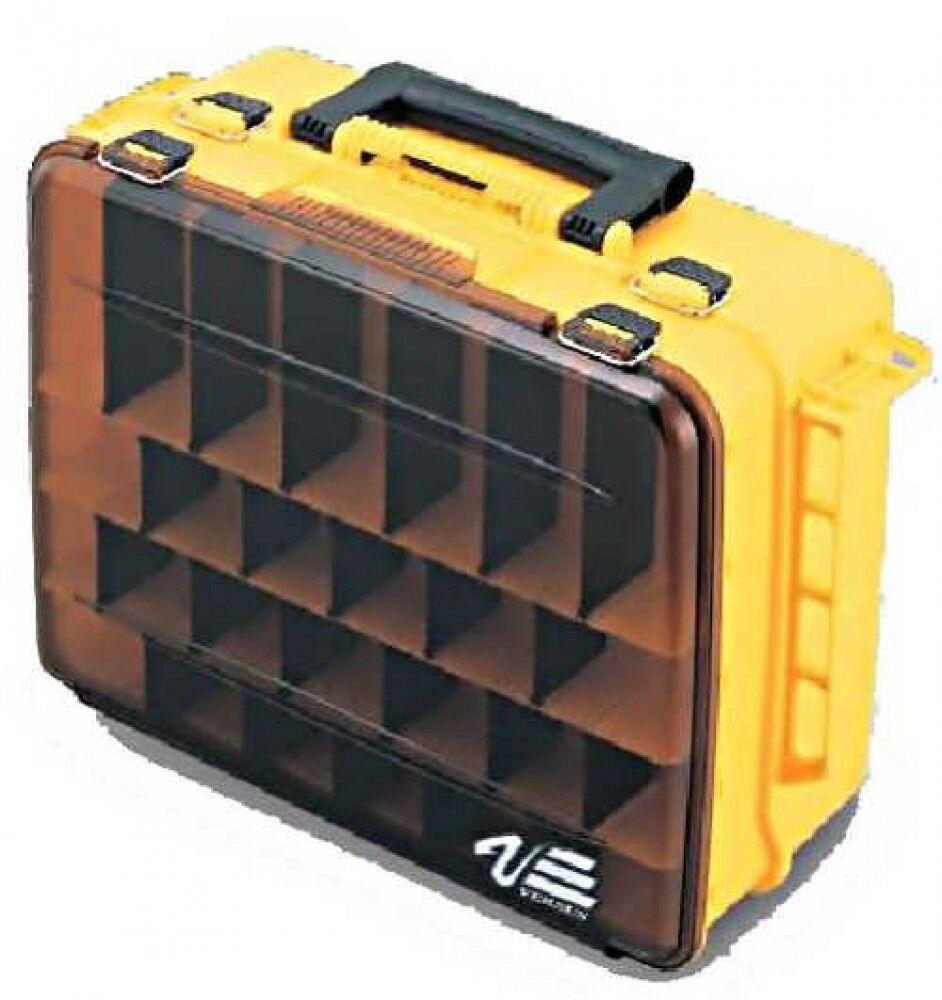 Meiho VS-3080 caja de los trastos Amarillo W480 X H356 X D186mm Envío rápido Japón EMS
